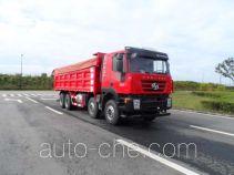SAIC Hongyan CQ5315ZLJHTDG306L dump garbage truck