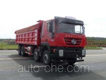 红岩牌CQ5315ZLJHMVG336S型自卸式垃圾车