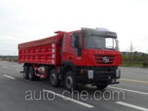 SAIC Hongyan CQ5315ZLJHTDG336L dump garbage truck