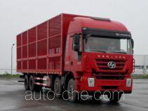 SAIC Hongyan CQ5316CCQHTVG466V livestock transport truck