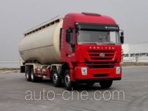 SAIC Hongyan CQ5316GFLHTVG466H low-density bulk powder transport tank truck