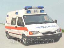 长庆牌CQK5030XJH型救护车