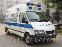 长庆牌CQK5030XJH3型救护车