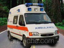 长庆牌CQK5030XJHCY型救护车