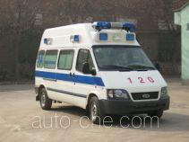 长庆牌CQK5030XJHCY3型救护车
