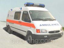 长庆牌CQK5031XJHCY型救护车