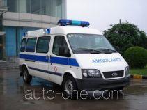 长庆牌CQK5031XJH3型救护车
