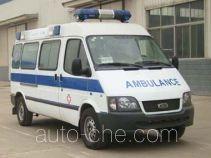 长庆牌CQK5031XJH4型救护车
