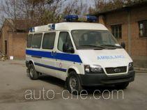 长庆牌CQK5031XJHCY3型救护车