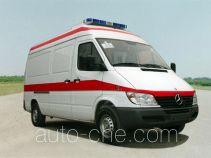 长庆牌CQK5034XJH型救护车