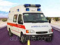 长庆牌CQK5035XJH型救护车