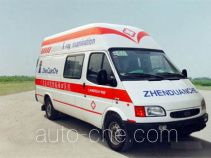 Changqing CQK5035XZD medical diagnostic vehicle