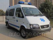 长庆牌CQK5036XJH4型救护车