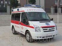 长庆牌CQK5038XJHCY4型救护车