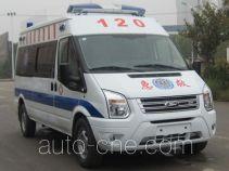 长庆牌CQK5039XJHCY4型救护车
