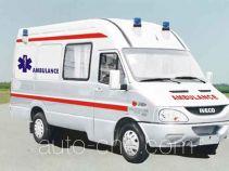 长庆牌CQK5041XJH型救护车