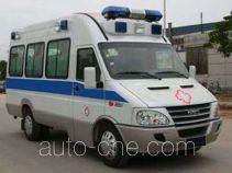 长庆牌CQK5041XJH3型医疗救护车