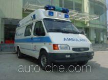 长庆牌CQK5045XJHCY2型救护车