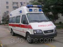 长庆牌CQK5045XJHCY3型救护车