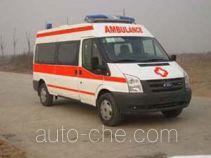 长庆牌CQK5046XJHCY3型救护车