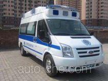 长庆牌CQK5048XJHCY4型救护车