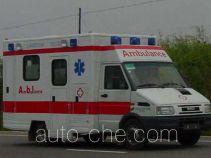 长庆牌CQK5050XJH型救护车