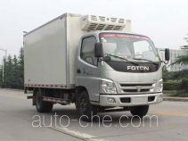 SAIC Hongyan CQZ5044XLC33BJ refrigerated truck