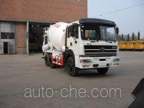 SAIC Hongyan CQZ5254GJB32A concrete mixer truck
