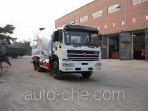 SAIC Hongyan CQZ5254GJB38A concrete mixer truck