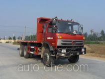 Chusheng CSC3250CFP flatbed dump truck