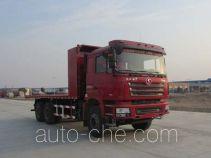 Chusheng CSC3256PSDR434 flatbed dump truck