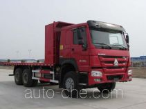 Chusheng CSC3257PZN4347D1 flatbed dump truck