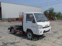 Chusheng CSC5030ZXXJH5 detachable body garbage truck