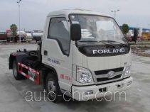 Chusheng CSC5041ZXXB4 detachable body garbage truck