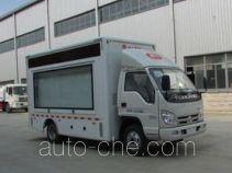 楚胜牌CSC5043XXCB4型宣传车