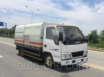 XGMA Chusheng CSC5061GQXJ5 highway guardrail cleaner truck