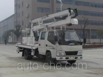 XGMA Chusheng CSC5061JGKJ14 aerial work platform truck