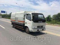 Chusheng CSC5070GQX5 highway guardrail cleaner truck