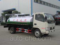 Chusheng CSC5071GXE4 suction truck