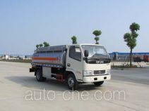 Chusheng CSC5070TGY5 oilfield fluids tank truck