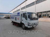 Chusheng CSC5070TSLW street sweeper truck
