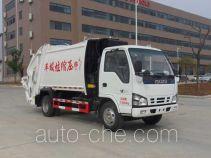 Chusheng CSC5070ZYSW garbage compactor truck