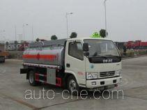 XGMA Chusheng CSC5071GJY4A fuel tank truck