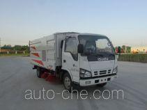 Chusheng CSC5071TSLW street sweeper truck