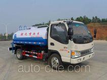 Chusheng CSC5072GPSJ sprinkler / sprayer truck
