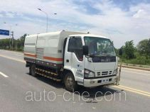 Chusheng CSC5073GQXWV highway guardrail cleaner truck