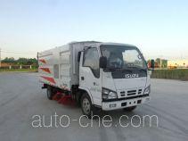 Chusheng CSC5073TSLWV street sweeper truck