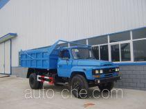 楚胜牌CSC5100ZML型密封式垃圾车