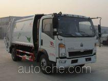 Chusheng CSC5107ZYSZ garbage compactor truck