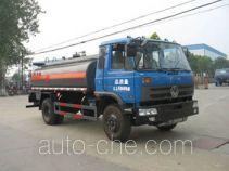 Chusheng CSC5111GHY3 chemical liquid tank truck